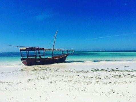Sansibar Reisebericht: Am Strand von Matemwe