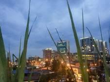 Reisebericht Ruanda: Kigali bei Nacht