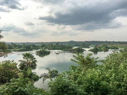 Uganda - Die Stromschnellen des Nil