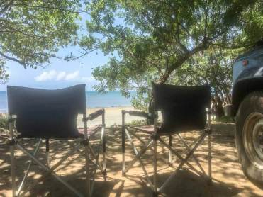 Campingplatz vom Peponi Beach Resort