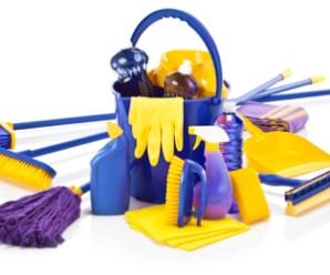 Strumenti e rimedi casalinghi per pulire la vostra casa