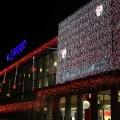 La scelta ideale delle luminarie natalizie per centri commerciali