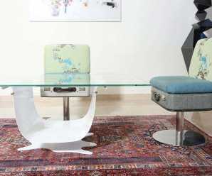 Poltrone design per una casa sorprendente