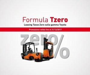 Ungari Group, tasso zero sui carrelli elevatori Toyota