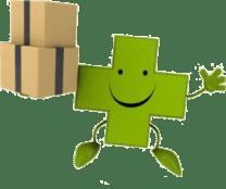 consegna farmaci a domicilio Milano e provincia