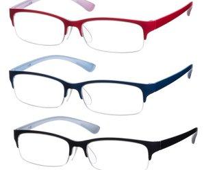 Gli occhiali da lettura per tutte le esigenze