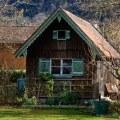 Casette in legno da giardino comode e economiche