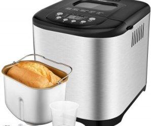 La macchina per pane in casa
