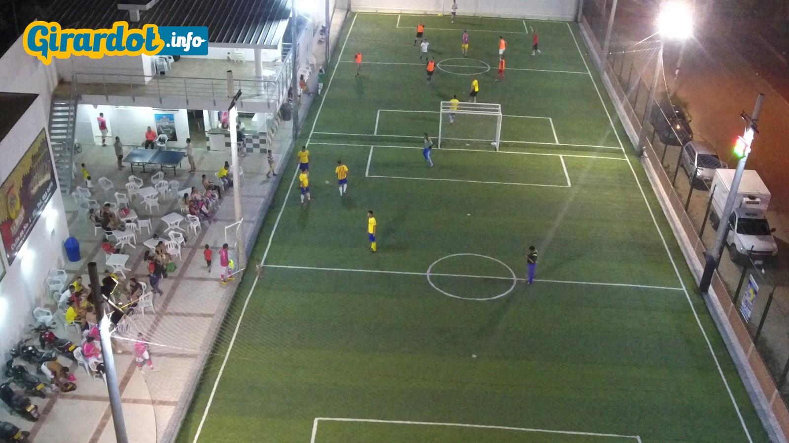 Canchas Sintticas Ftbol 5 La Magdalena en Girardot
