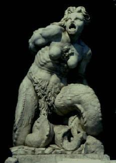 Cariddi tra mitologia greca lincontro di due mari