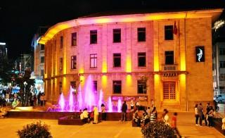 Atatürk Meydanı - Gazi Caddesi