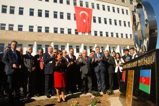 Giresun Üniversitesi Kafkas İslam Ordusu Meydanı
