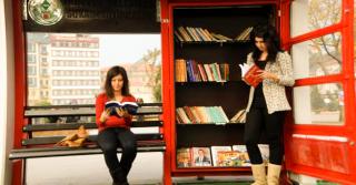 Giresun-Sokak-Kütüphanesi