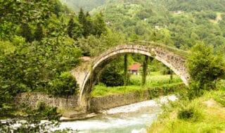Rize Taş Köprü