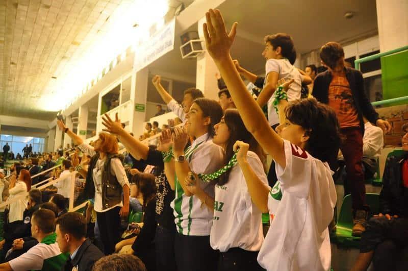Yeşilgiresun Belediyespor Seyirci