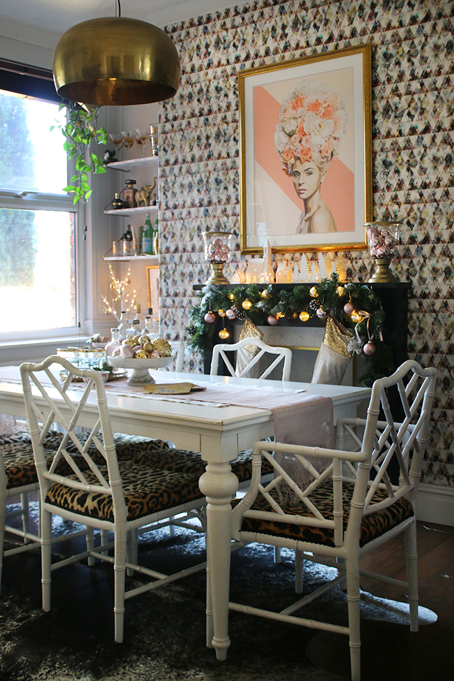 Swoon-Worthy-Christmas-Dining-Room-Blush-Pink-Gold-Black-18