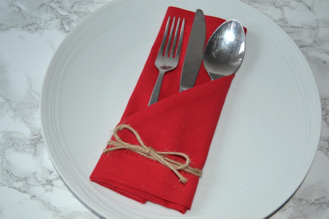 Napkin Folding Christmas.How To Fold Napkins For Christmas Table Sistem As Corpecol