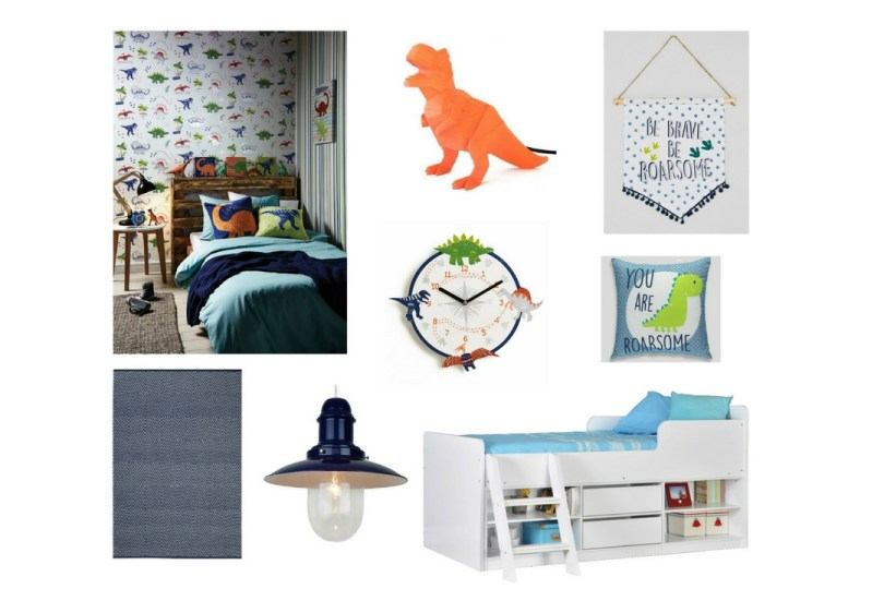 Boy's bedroom makeover plans - Girl about townhouse