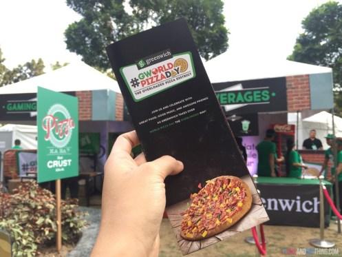 Greenwich Celebrates World Pizza Day!