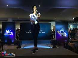 WORLD BALANCE is the Official Active Lifestyle Shoes for Binibining Pilipinas 2019
