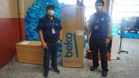 Beko Pilipinas Extends Aid To Support Frontliners
