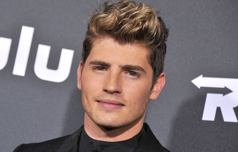 Gregg Sulkin Doesnt Get Roles Because Of His Look  Girlfriend