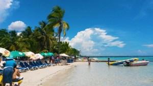 Boca Chica Dominikanische Republik
