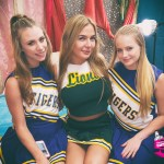 Anya Olsen, Blair Williams, Scarlett Sage