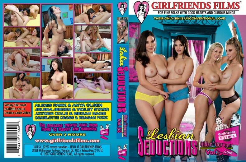 Lesbian Seductions 58