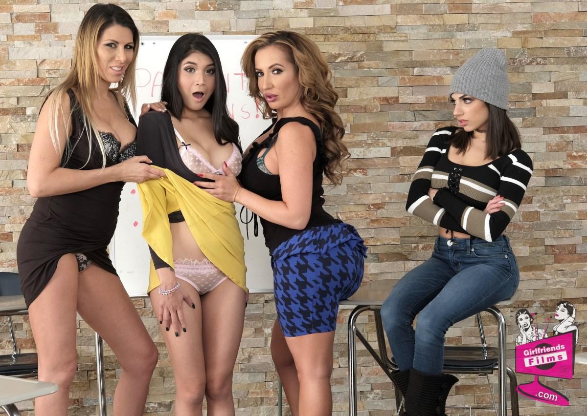 Watch mother daughter exchange club