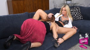 India Summer and Pamela Morrison
