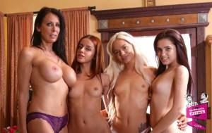 Cast of Lesbian Seductions 64