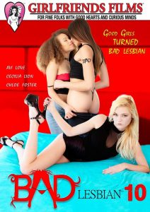 Bad Lesbian 10 Girlfriends Films
