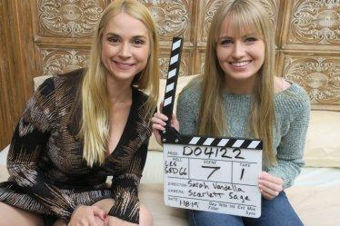 Sarah Vandella and Scarlett Sage