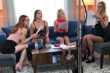 Bad Lesbian 11 Cast Girlfriends Films