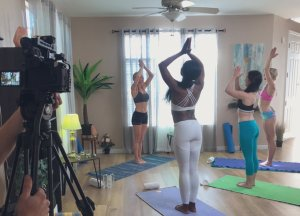 Yogasms Girlfriends Films