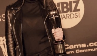 Angela White XBIZ Awards