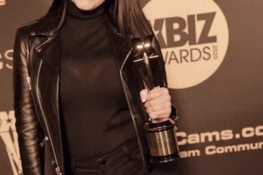 Angela White XBIZ Awards