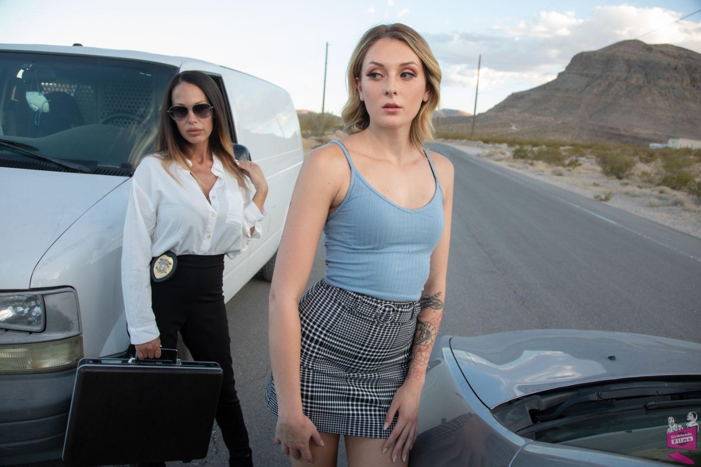 Charlotte Sins and McKenzie Lee