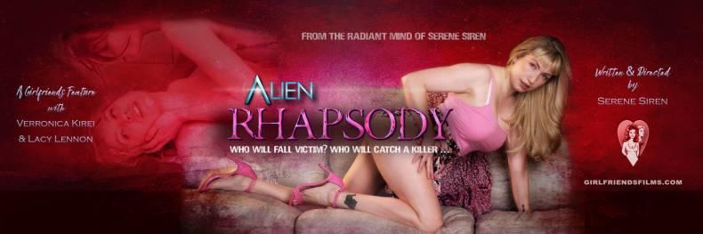 Alien Rhapsody Verronica Kirei and Lacy Lennon