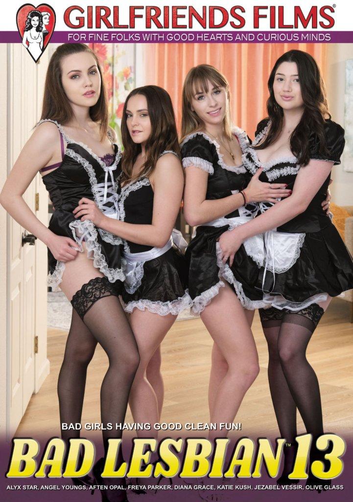 Bad Lesbian 13 | Girlfriends Films