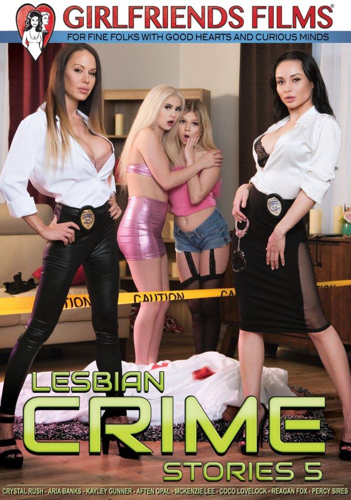 Lesbian Crime Stories 5   Girlfriends Films