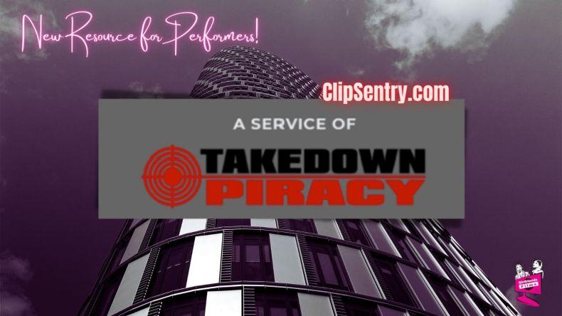 Takedown Piracy Clip Sentry