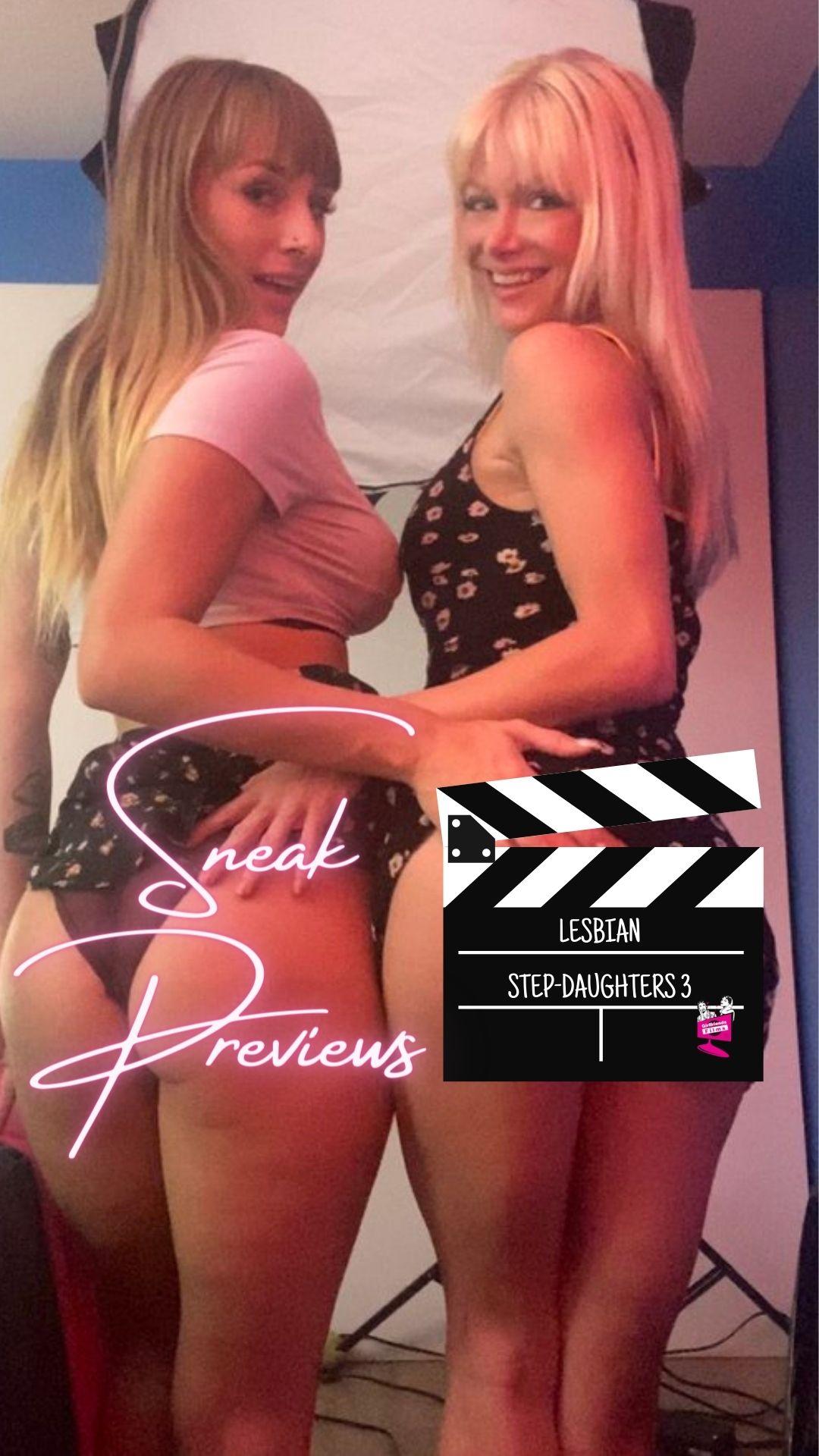 Lesbian Step-Daughters 3 | Girlfriends Films