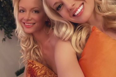 Serene Siren and Charlotte Stokely