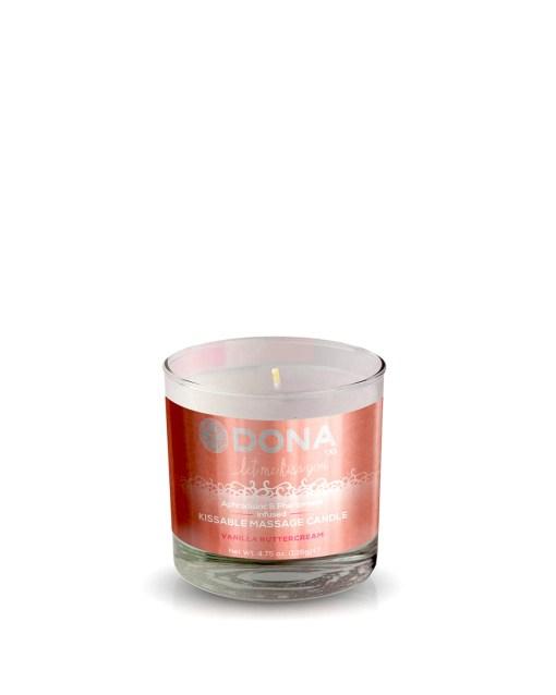 DONA Vanilla Buttercream Massage Candle