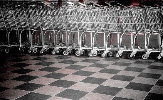 Shopping carts di Swimparallel