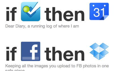If this than that IFTTT