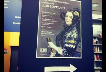 GGD Milano celebrates Ada Lovelace
