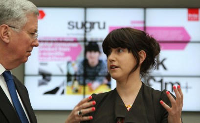 Jane Ni Dhulchaointigh, ph. UK Department for Business, Innovation and Skills